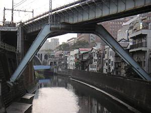 昌平橋からの眺め