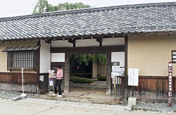 2006年の横田家住宅