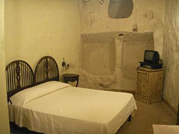 マテーラの洞窟ホテル