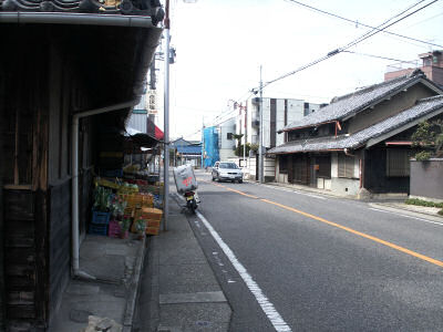 名古屋・飯田街道沿い