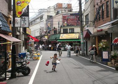 赤羽一番街商店街
