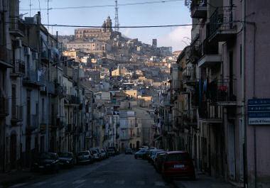旧市街遠景