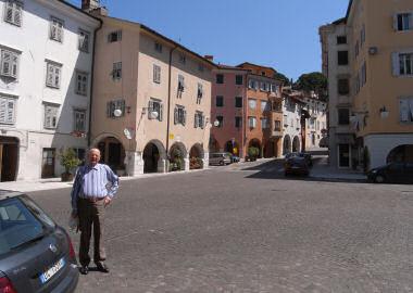 ゴリツィアの古い建築