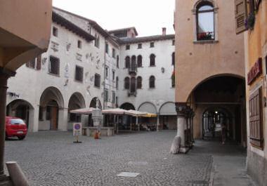 ベッルーノ旧市街