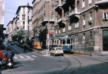 トリエステの路面電車