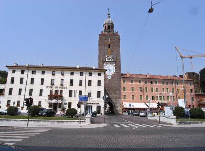 カステルフランコ・ヴェネトの塔