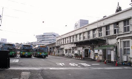 都バス大塚車庫