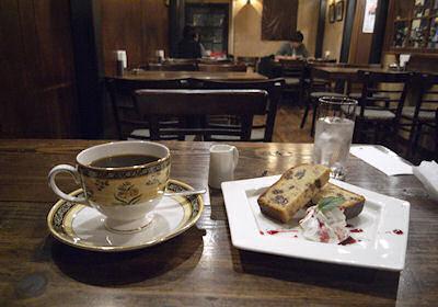 「ミロンガ」のケーキセット