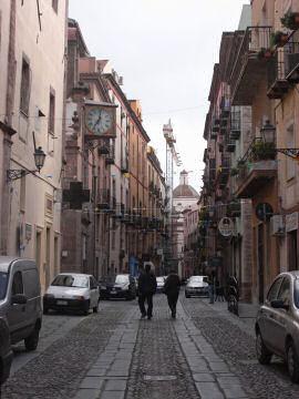 ボーザ旧市街