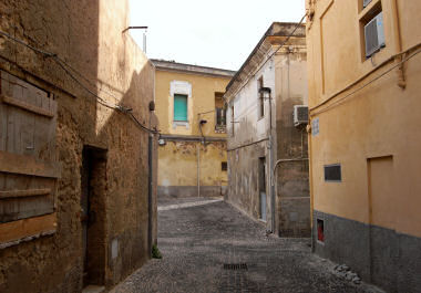 静かな旧市街