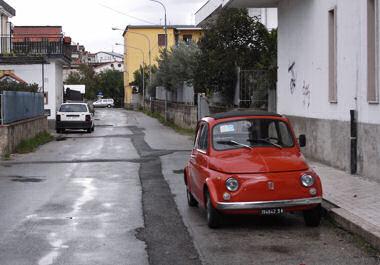 アグローポリの赤いチンクエチェント、その1
