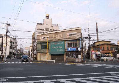 京成八広駅近く