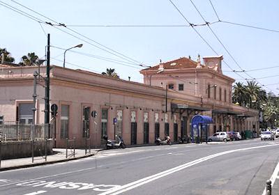 サンレモ旧駅