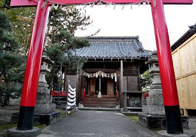 御幣稲荷神社