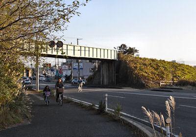 新潟交通の鉄橋
