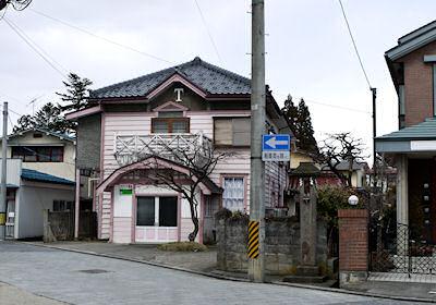 洋館風日本家屋
