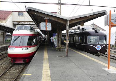 長野電鉄の特急車両