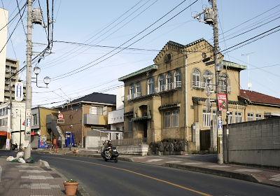 鳩ヶ谷の洋風建築