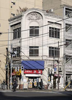 浅草橋のビル