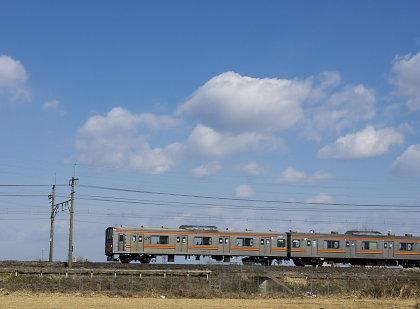 武蔵野線205系電車
