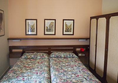 ホテル・タルコンテの客室