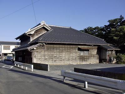 木造商家「あさ川 那珂湊店」