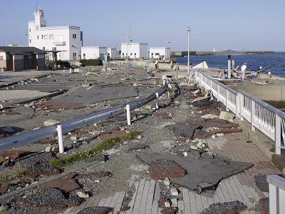 那珂湊漁港近く