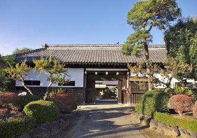 大和田町の門