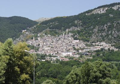 モリーゼの丘上都市
