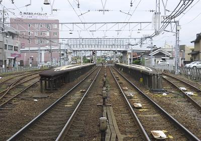 西枇杷島駅