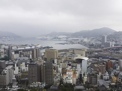 立山町からの眺め
