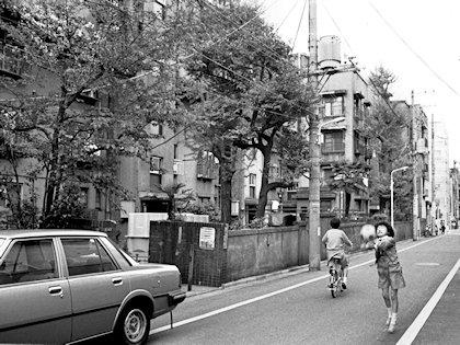 同潤会上野下アパートメント