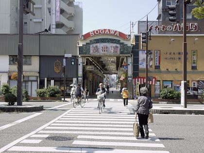 総曲輪商店街