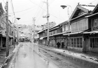 1993年・荒町商店街