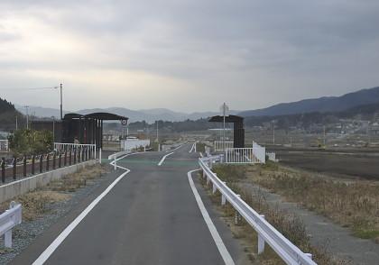 大船渡線BRT小友駅