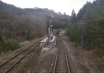 一の渡(いちのわたり)駅