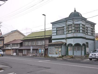 八戸最古の洋風木造建築