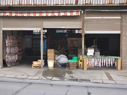 湊町店頭風景