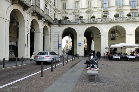 ヴィットリオ・ヴェネト広場
