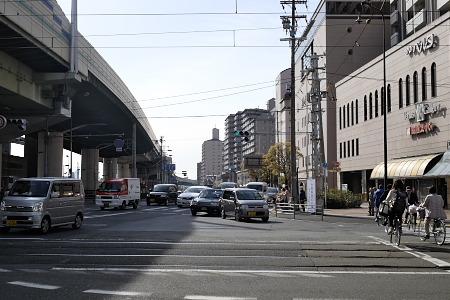 阿倍野交差点2016年