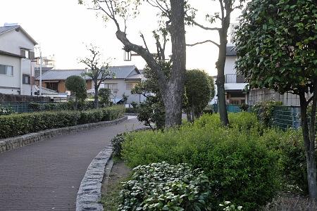 2016年の平野駅跡