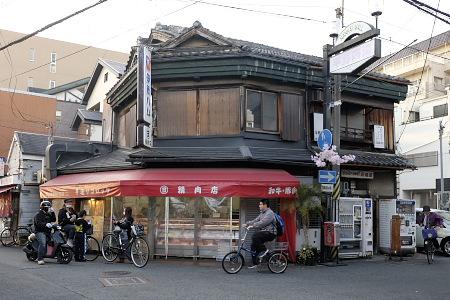 平野の商店街
