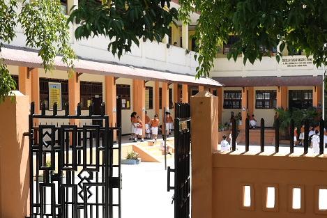 ソロンの小学校