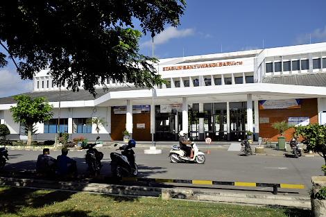 バニュワンギ・バルー駅