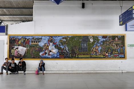 ソロ・バラパン駅