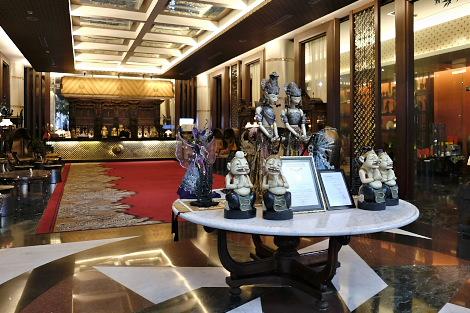 歴史的なホテル