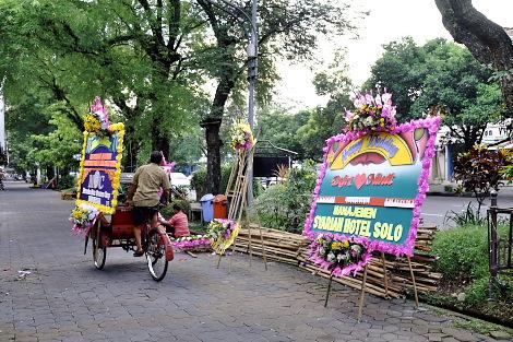 花輪づくりの店