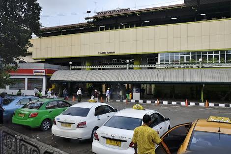 ジャカルタ・ガンビル駅