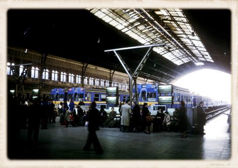 1981年のアトーチャ駅