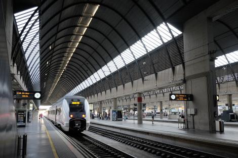 セビーリャ・サンタフスタ駅
